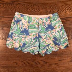 Lilly Pulitzer Buttercup Shorts!